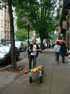 evakuasi gamelan KJRI NY-Asia Society