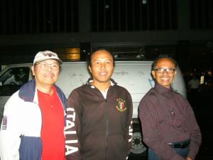 Pak Harjito aku dan Pak Sumarsam